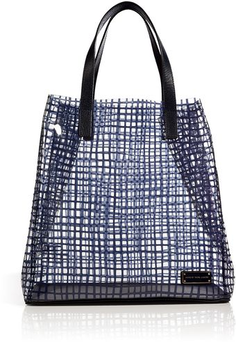 Marc By Marc Jacobs Carpathian PVC Tote - Lyst