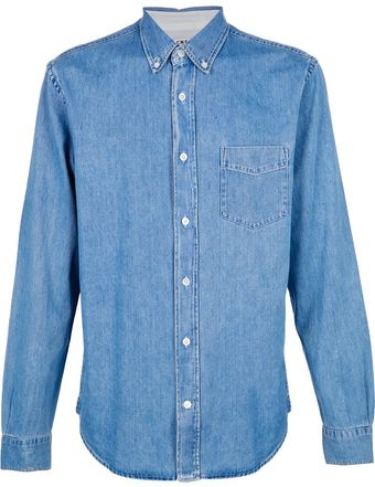Acne Isherwood Shirt - Lyst