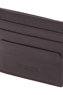 Ben Sherman Gingham Embossed Card Wallet - Lyst