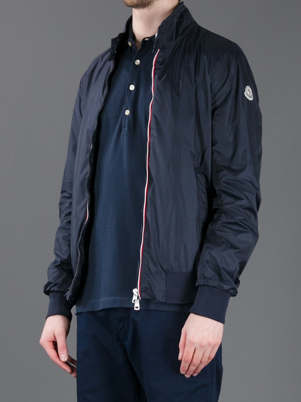 are moncler down jackets waterproof