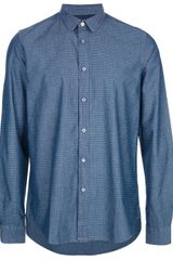 Paul Smith Buttoned Shirt - Lyst