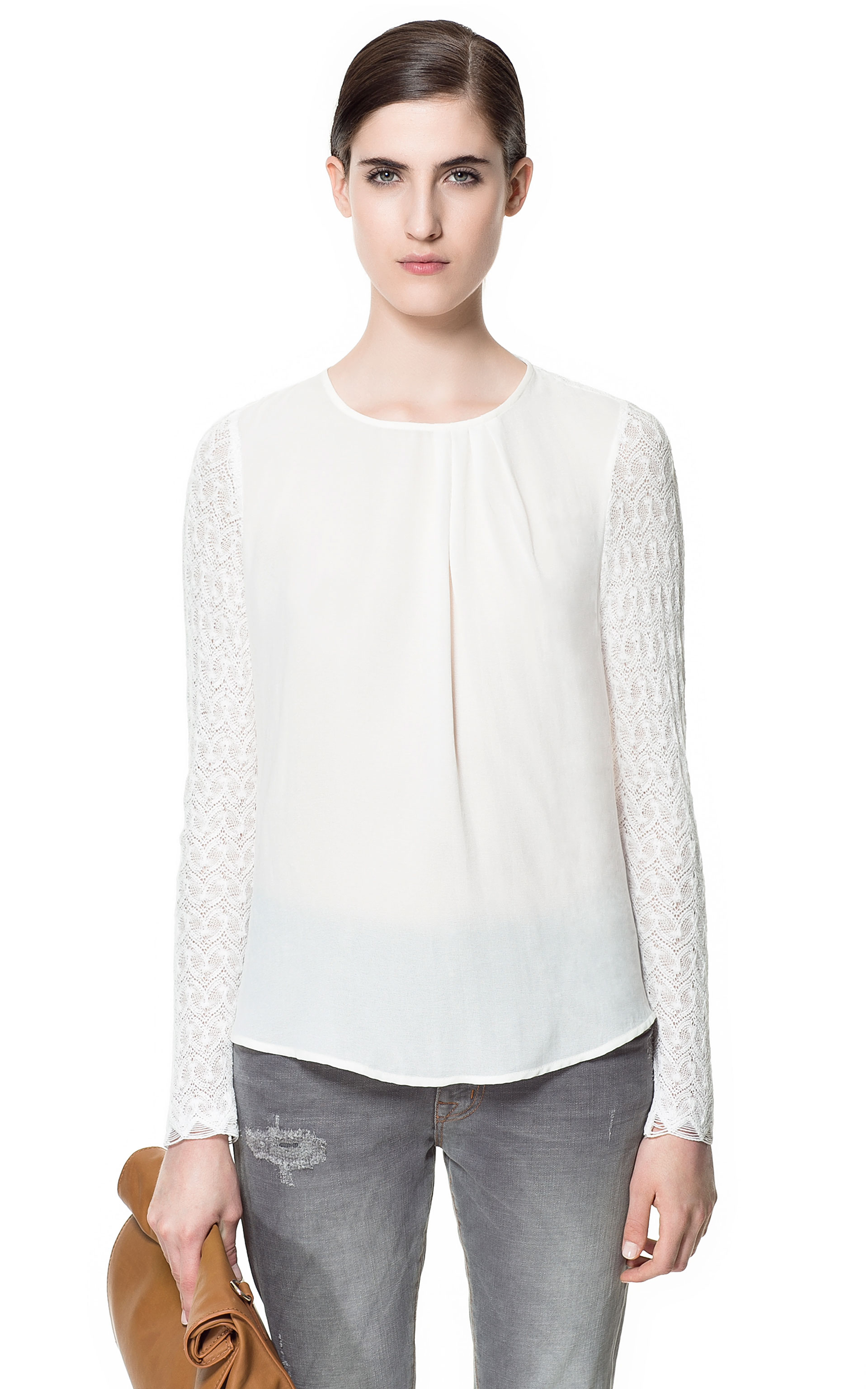 Zara Womens Blouse 7
