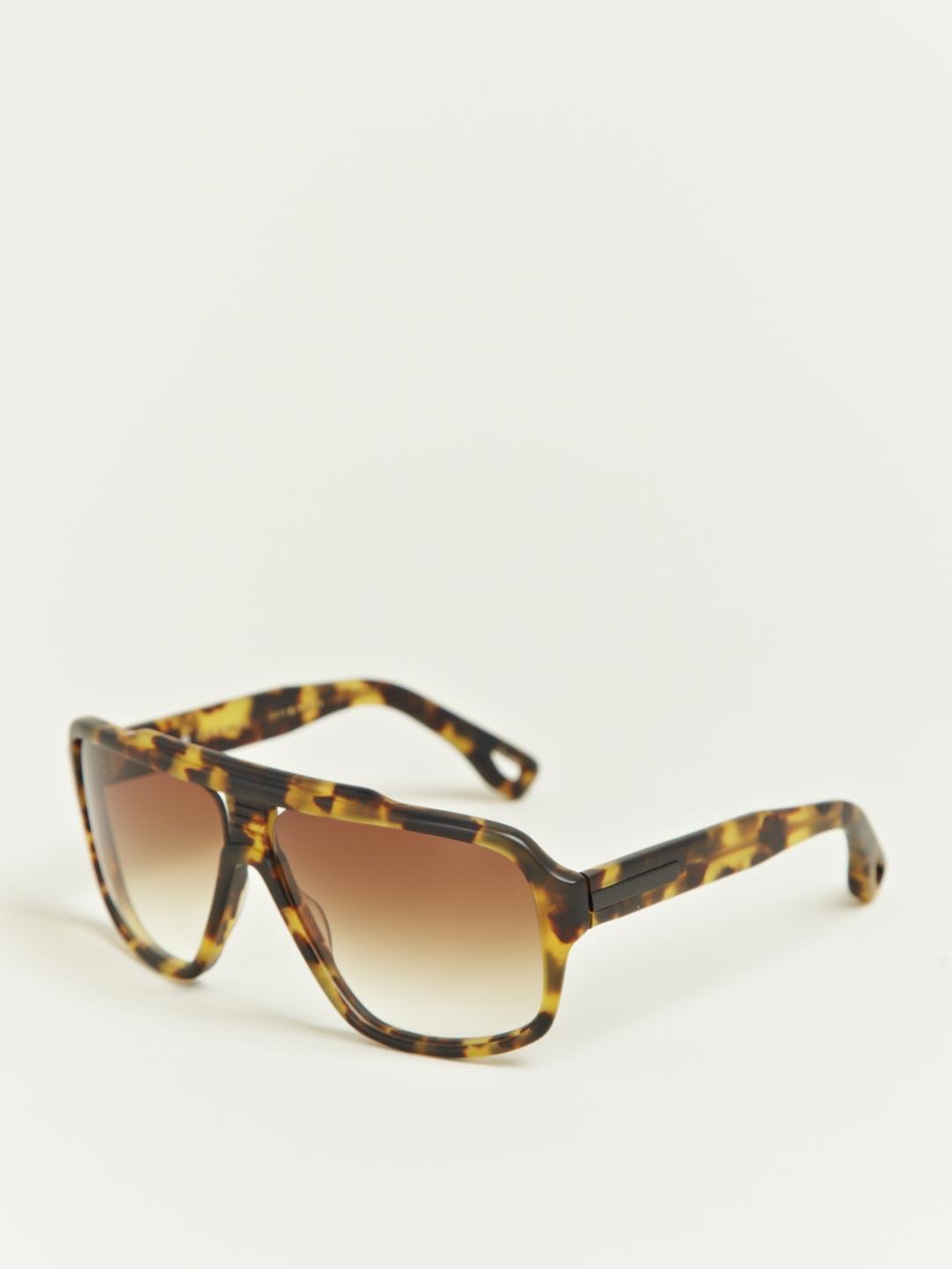 88500c3dcb2 Dita Matte Tokyo Tortoise Sunglasses for Men - Lyst