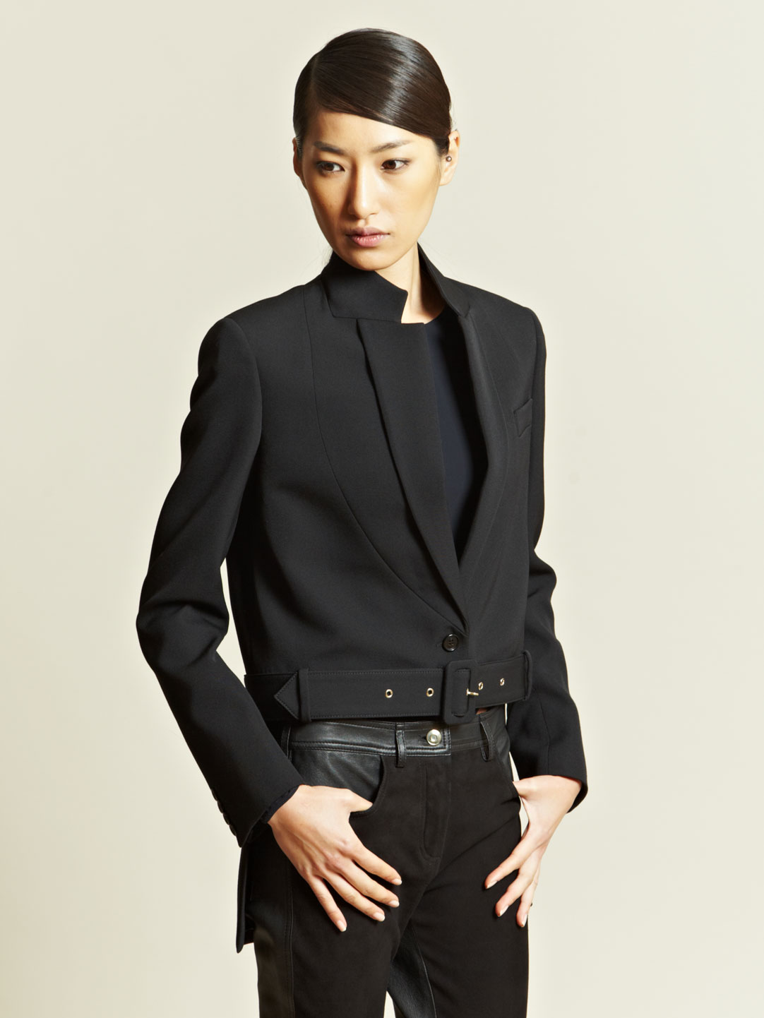 Givenchy Womens Tuxedo Tail Jacket in Black | Lyst