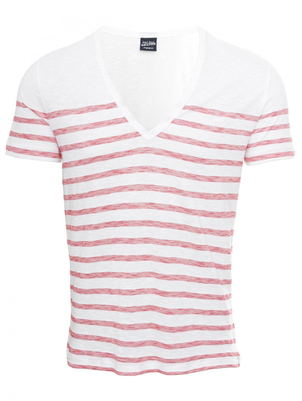 Vente Tee Shirt Marin Jean Paul Gaultier,
