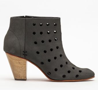 Rachel Comey Dazze in Charcoal Perforated - Lyst
