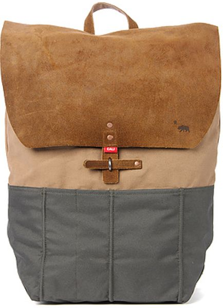 Vans The Goleta Backpack in Rye in Brown for Men (multi) - Lyst