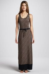 Commando Molly Crochetprint Maxi Dress - Lyst