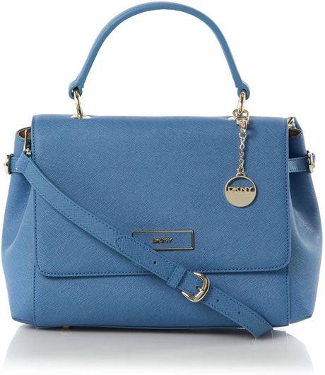 DKNY Blue Crossbody Bag