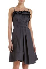 Nina Ricci Sleeveless Sun Dress - Lyst