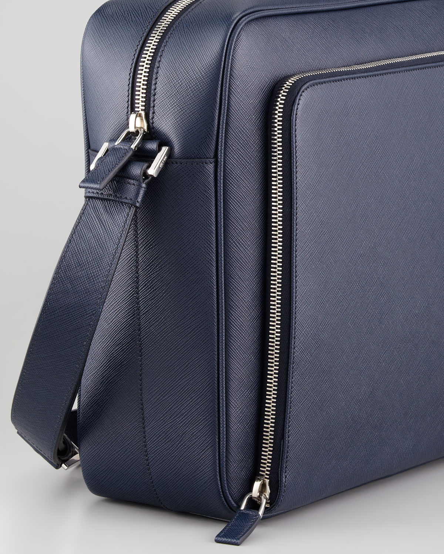 prada messenger bags for men