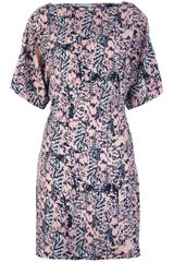 See By Chloé Printed Dress - Lyst