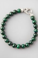 Stephen Webster Beaded Malachite Bracelet 8mm - Lyst