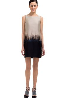 Mary Katrantzou Saga Trees Lupin Dress - Lyst