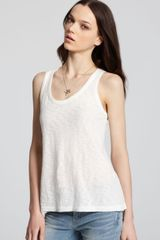 Rag & Bone Classic Tank Wife Beater - Lyst