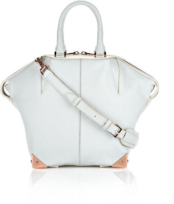 Alexander Wang Small Emile in Plaster with Rose Gold - Lyst