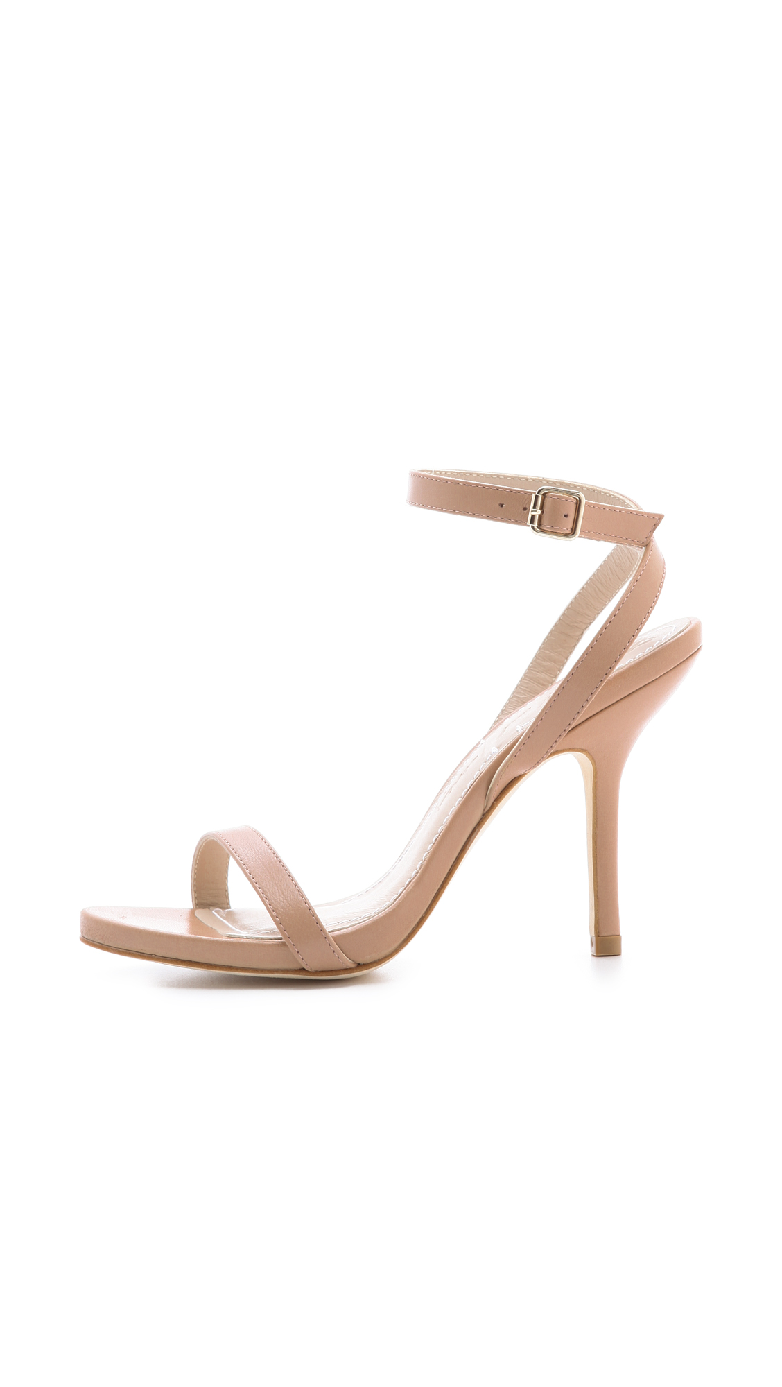 Lyst Elizabeth And James Toni Slim Strappy Sandals In