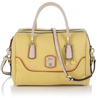 Guess Makala Box Satchel - Lyst