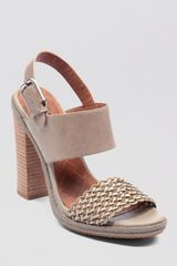 Lucky Brand Platform City Sandals Putnam 2 - Lyst