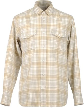 Marc Jacobs Long Sleeve Shirts - Lyst