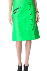 Rag & Bone Dakar Skirt - Lyst