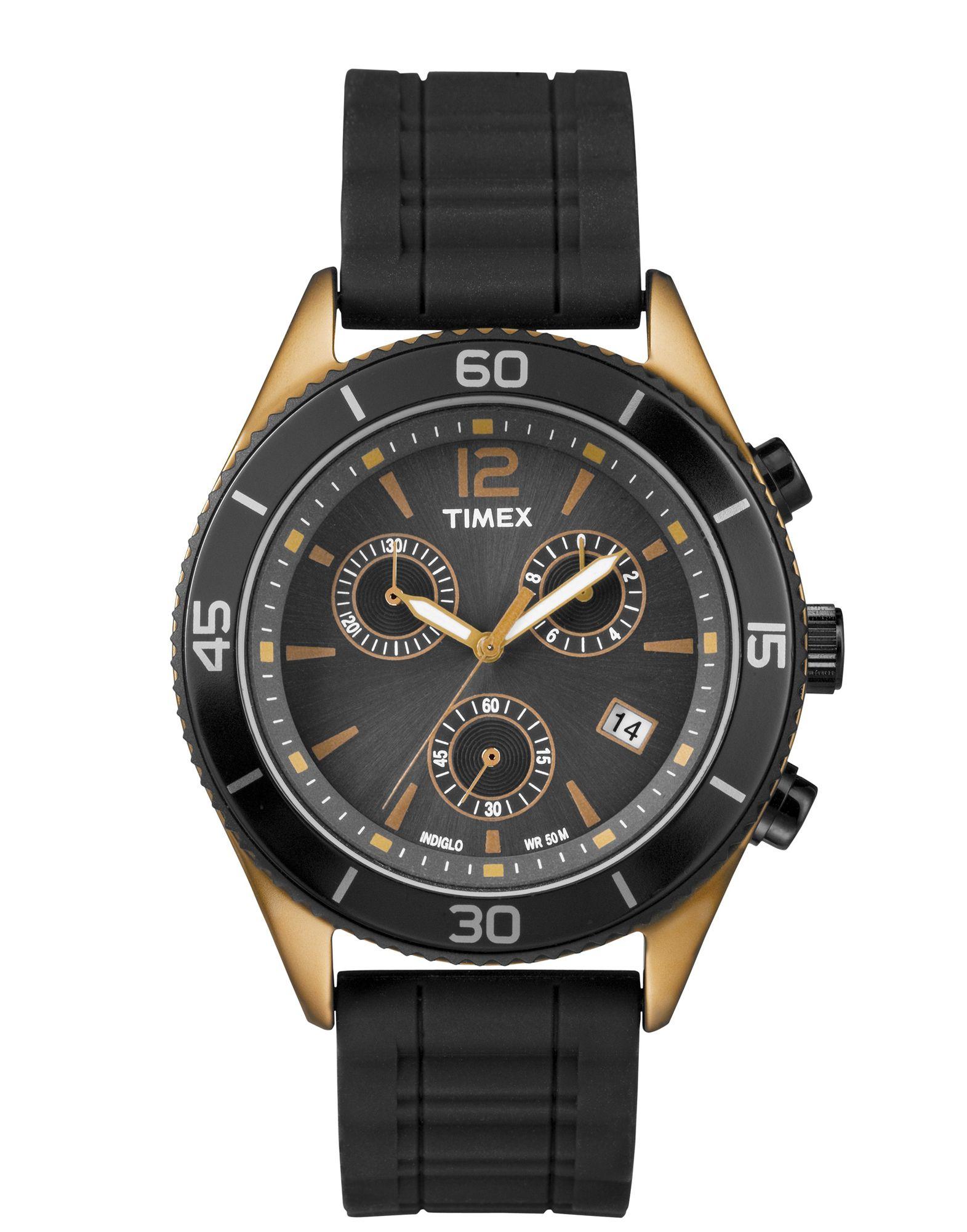Lyst - Timex Wrist Watch in Black for Men