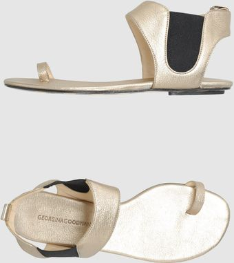 Georgina Goodman Sandals - Lyst