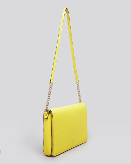 Yellow Shoulder Bag 11
