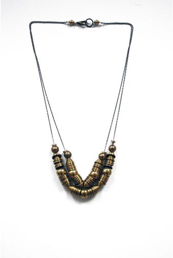 Laura Lombardi Formosa Necklace - Lyst