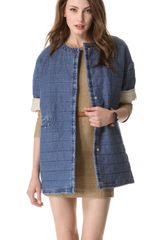 Nanushka Lollo Jacket - Lyst