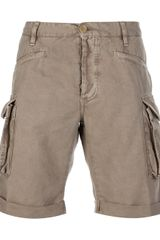Myths Cargo Shorts - Lyst