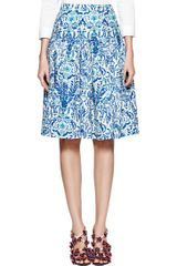 Tory Burch Kyra Skirt - Lyst