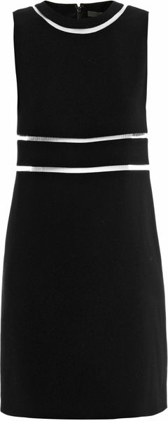 Alexander Wang Fish Wire Detail Dress - Lyst