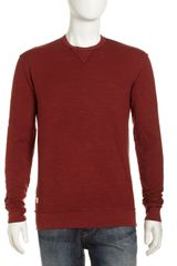 Ag Adriano Goldschmied Double Layer Pullover - Lyst