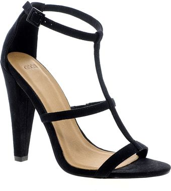 Asos Asos Hostage Heeled Sandals - Lyst
