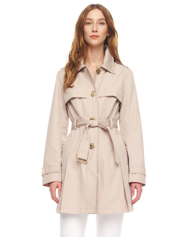 michael kor outlet online havn  michael kors trench coat