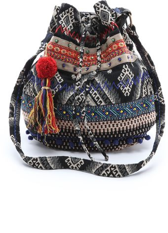 Stela 9 Ganesha Bucket Bag - Lyst