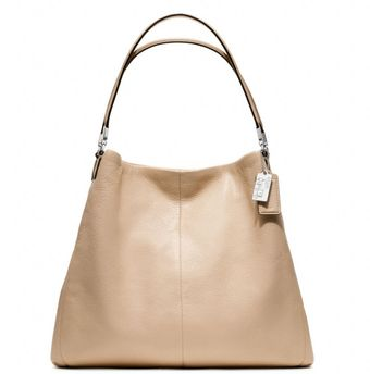 Coach Madison Leather Phoebe Shoulder Bag - Lyst