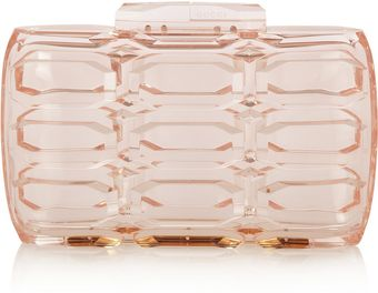 Gucci Aristographic Perspex Clutch - Lyst