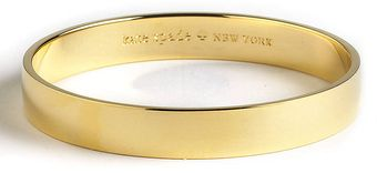 Kate Spade Idiom Bangle Bracelet - Lyst