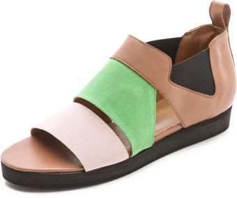 VPL Ld Tuttle For Cracked Sandals - Lyst