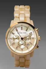 Michael Kors Show Stopper Watch - Lyst