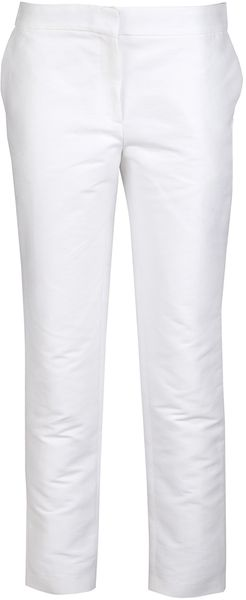 Peter Som Straight Leg Trouser - Lyst