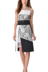 Preen Tindra Dress - Lyst