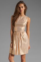 Shoshanna Tillie Dress - Lyst
