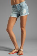 Siwy Britt High Waisted Shorts - Lyst
