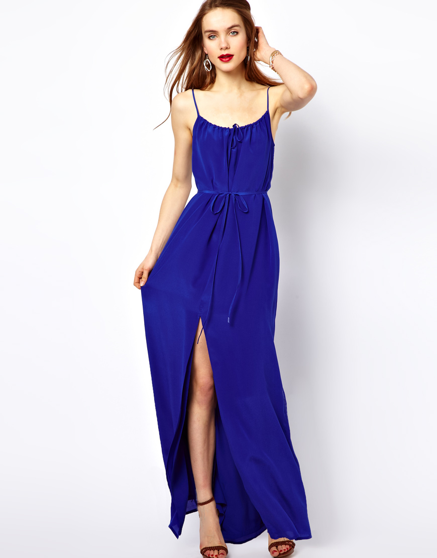 French connection maxi dress asos