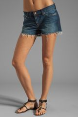 J Brand Cut Off Shorts - Lyst