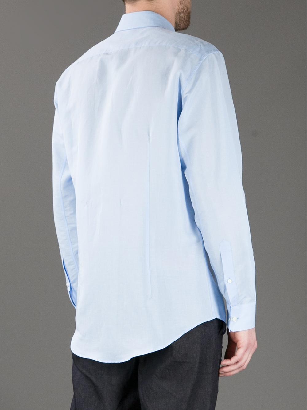 New Formal Shirt Design For Men 2013 Lyst - Marc Jacobs Ple...
