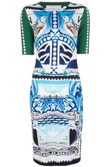 Mary Katrantzou Starsailor Dress - Lyst